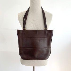 COACH | Brown Leather Vintage Handbag